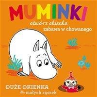 Muminki książka dla dzieci