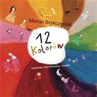 12 kolorów książka dla dzieci