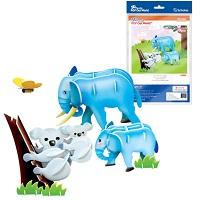 Puzzle 3D dla dzieci