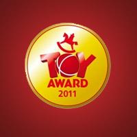 Toy Award 2011 targów Spielwarenmesse