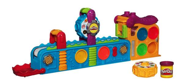 Mega Playdoh Fun Factory
