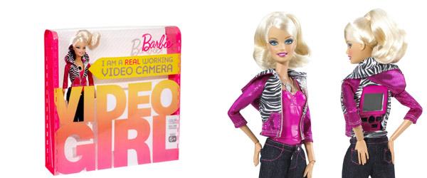 BARBIE ® Video Girl