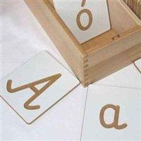 Alfabet jak malowany