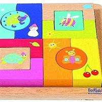 Drewniane puzzle Boikido