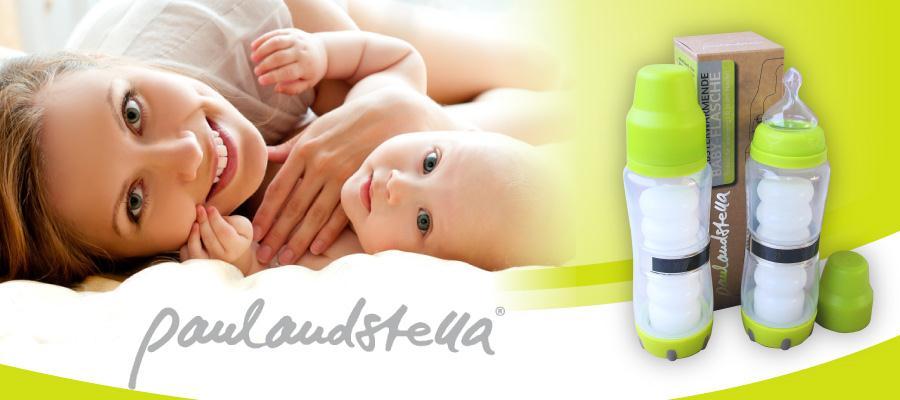 Paulandstella - samonagrzewająca się butelka
