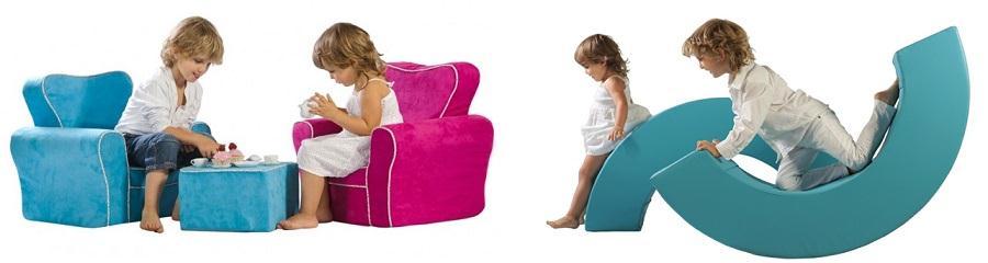 Mebelki dla dzieci Sponge Design