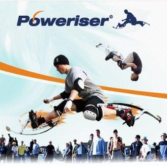 Poweriser skaczące szczudła