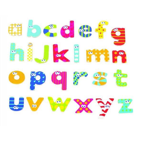 Litery magnetyczne Boikido