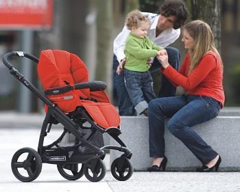 BEBECAR Ip Op AT wózek dla dziecka