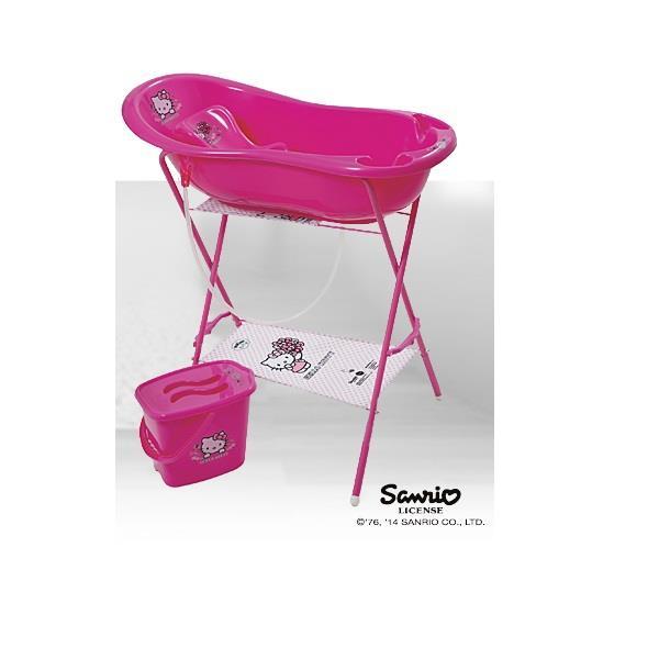 Zestaw do pielęgnacji i higieny dziecka Hello Kitty od Maltex Baby
