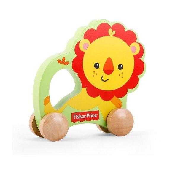 Zabawki drewniane Fisher Price