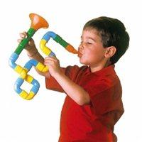 Saksofon Quercetti dla dzieci