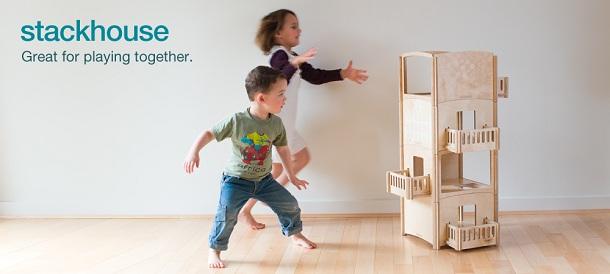 Toideloi Stockhause domek do zabawy dla dzieci