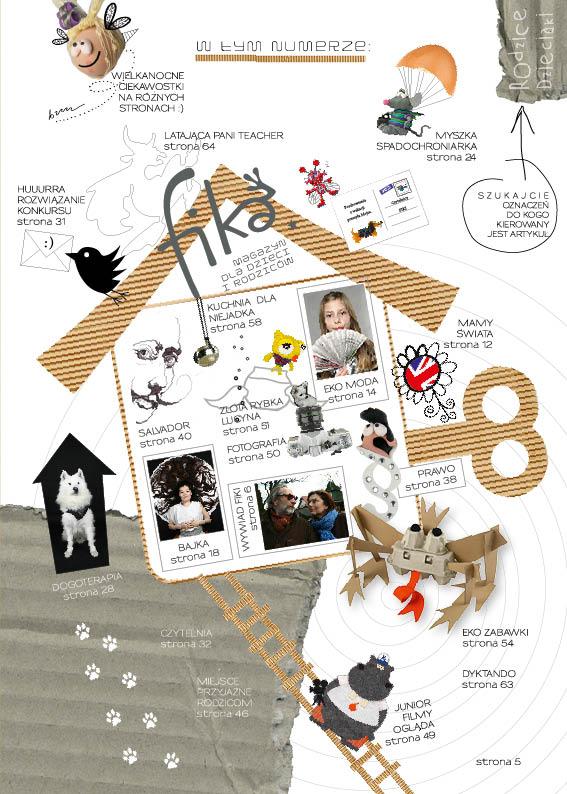 fika magazyn dla dzieci i rodziców