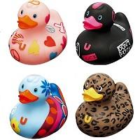 luksusowe kaczki do kąpieli dziecka
