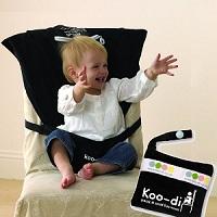 Przenosne krzesełko do karmienia SEAT HARNESS