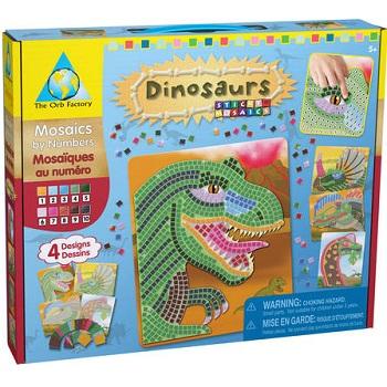 mozaika wyklejanka dla dzieci