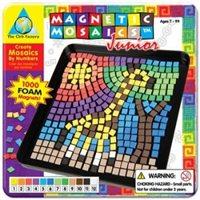 Kolorowa magnetyczna mozaika