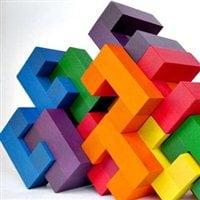 Twórcze budowanie GoodWood Blocks