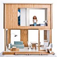 Miniio - nowoczesny domek dla lalek