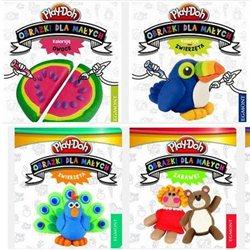 Play-Doh Hasbro - Obrazki dla małych Egmontu