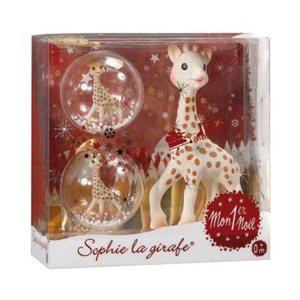 Boże Narodzenie z Żyrafką Sophie
