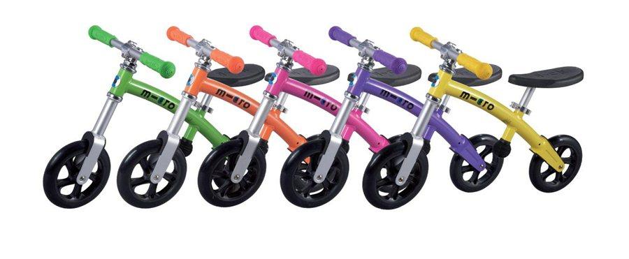 G-Bike rowerek biegowy