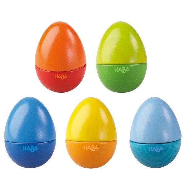 Muzyczne Jajka - Haba