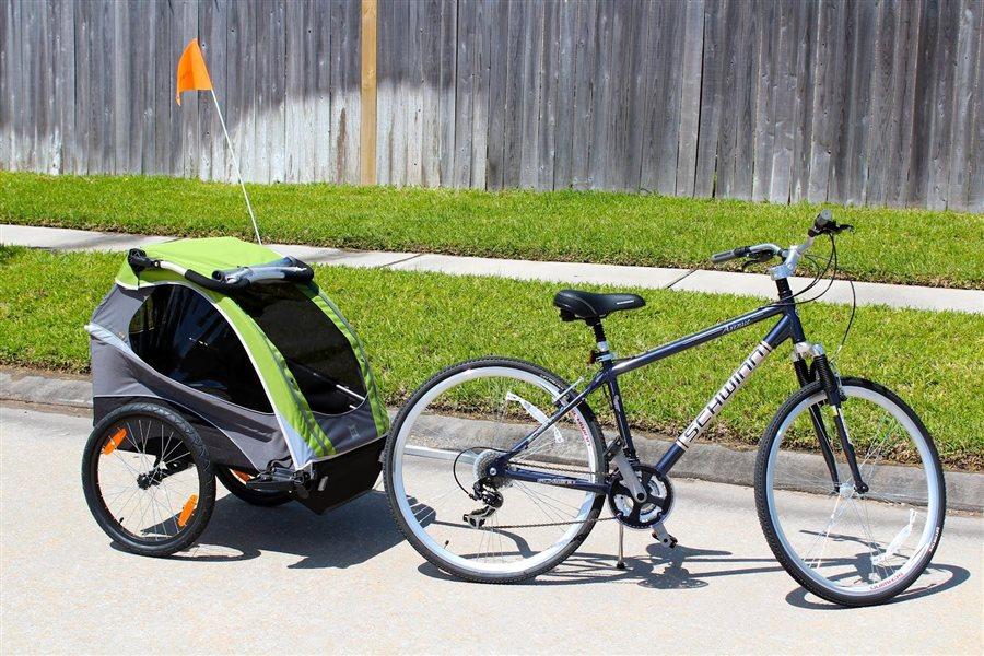 Burley Dlite - przyczepka rowerowa