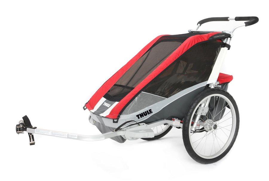 Thule Cougar 1 - przyczepka rowerowa