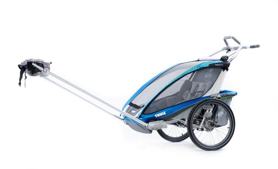 Thule Chariot CX - przyczepka rowerowa