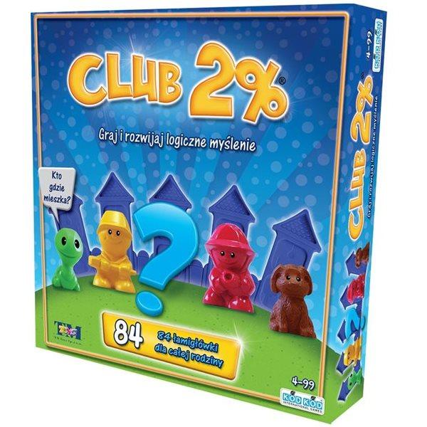 Gra Club 2 %