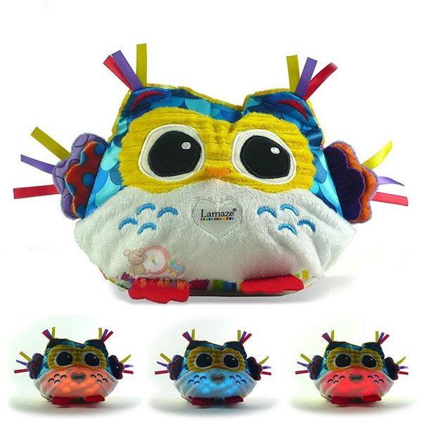 Zabawki niemowlęce Lamaze Sówka na dobranoc