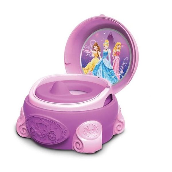 Nocnik Księżniczki Disney Baby
