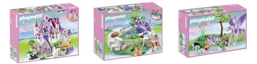 Playmobil księżniczki
