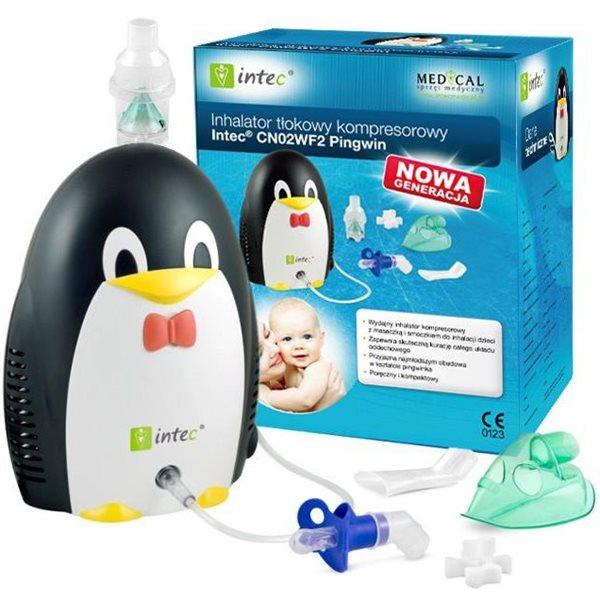 Inhalator tłokowy Intec