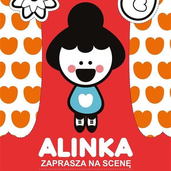 ALINKA ZAPRASZA NA SCENĘ Alicja Morawska-Rubczak