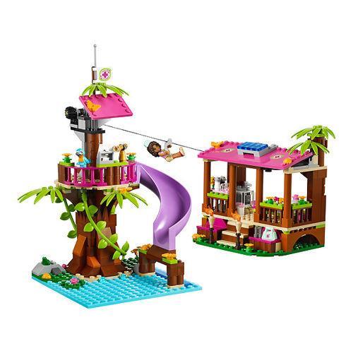 LEGO Friends Baza ratownicza