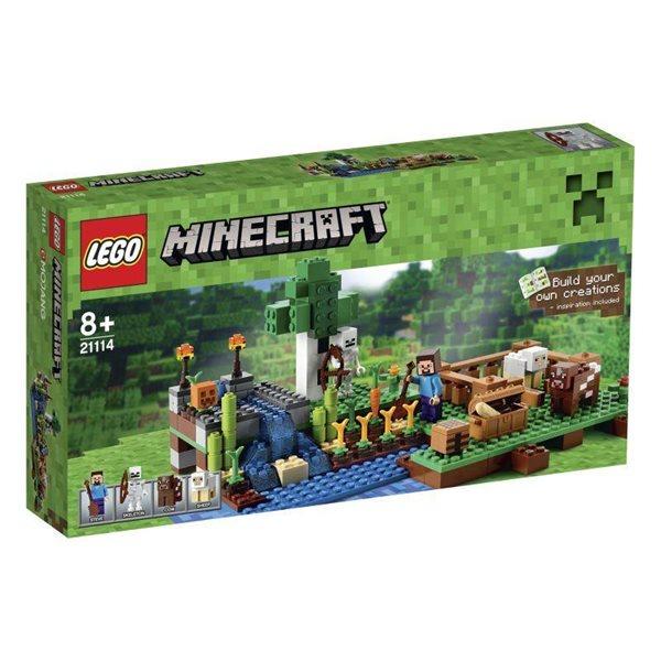 LEGO Minecraft Farma