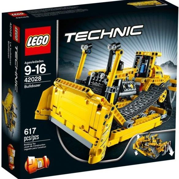 LEGO Technic Buldożer