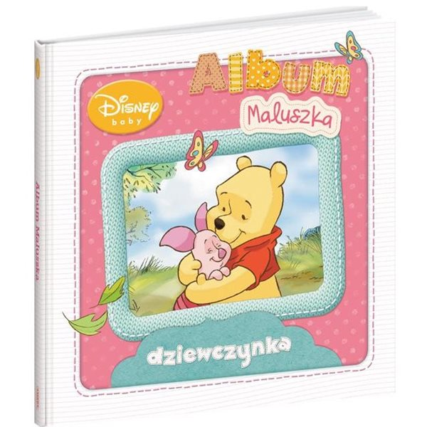 Disney Baby Album Maluszka