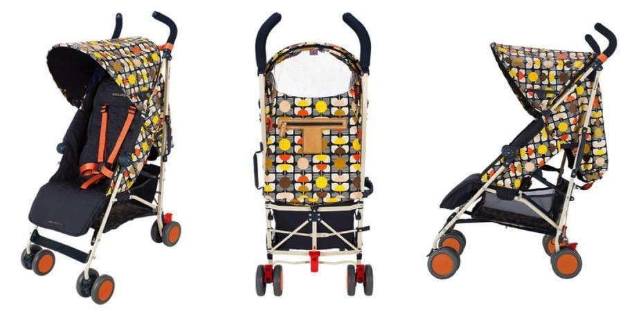 Wózek spacerowy Maclaren Quest Orla Kiely