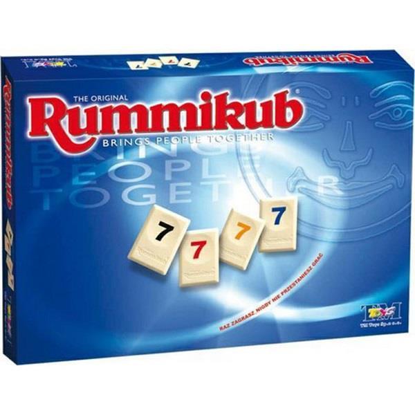Rummikub zabawa dla całej rodziny