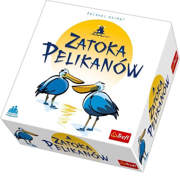 Zatoka Pelikanów wydawnictwo Trefl