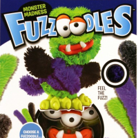 szalone potwory fuzzodles