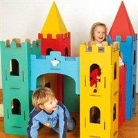 CALAFANT zabawki z kartonu