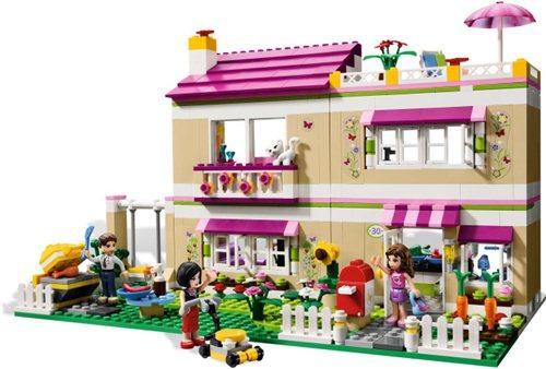 Domek Lego