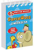Ciekawe książki SuperQuiz Świat i Zwierzęta