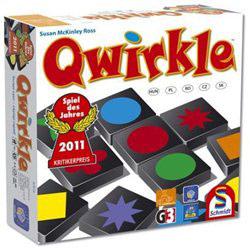 Qwirkle gra dla dzieci