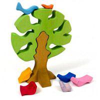 Bird Tree Puzzle